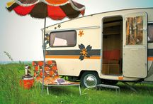 Cookie Dew and more / Small caravans, all sorts and sizes