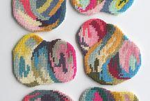 Cross Stitch Candy