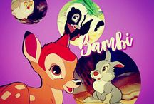 BAMBI. (my collection) / ©LauryRow. / VOIR AUSSI ICI : https://www.facebook.com/pg/Disneycollecbell%20/photos/?tab=album&album_id=604626572952370