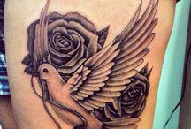 Pingeon Tattoo