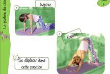 exercices corporels