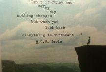 Amazing Thoughts