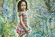 Children's Books from Dominica / Books by authors from the Caribbean island of Dominica.