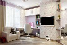 décorations chambre