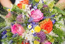 Wedding Bouquets / All about the flowers at the weddings that I'm privileged to be a part of!