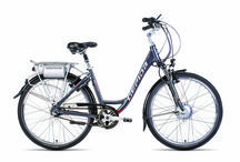 Pedelec (Gpds)  / Pedelec as its name suggests is a bike with pedal drive supported by electrical power.