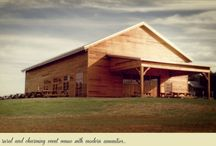 Cultural Center Weddings & Events / 4,000 square-foot facility in Huntersville, NC to host Rustic Chic Weddings, Rehearsal Dinners, Reunions and Other Family Events