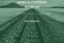 NEWS & CONTENT MUSEUM / Am deschis primul Muzeu al Stirilor care te ajuta sa inveti! DISCOVER great tools that can help you in your online adventure. VISIT NOW: https://www.facebook.com/NewsContentMuseum/