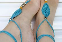 Barefoot Sandals / by Hope Dotson
