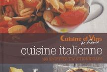 Livres de cuisine / Pour trouver l'inspiration et se faire plaisir