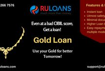 Gold Loan - Ruloans / Get instant loan against gold with Ruloans with safe and secure loan processing on the spot. Apply for Gold Loan online at RuLoans.com!