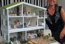 Кукольные дома