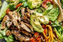 Super Salad Recipes / Just the best salad recipes, for all tastes and times of year. / by Seasons and Suppers