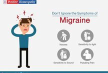 Migraine Treatment - Positive Homeopathy / Migraine is a severe, painful headache. The headache can come before or can occur with flashes of light, blind spots, tingling in the arms and legs, nausea and sensitivity to light or sound.