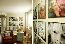 {living spaces and decor}  / by Larra Palermo