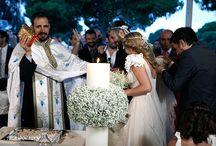 Λαμπάδες γάμου