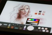 iPad illustration tips