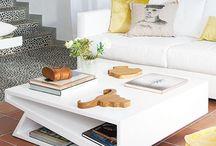 PIEZAS ESPECIALES / Muebles y objetos decorativos especiales