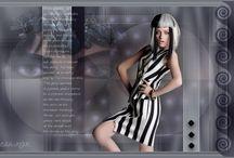 38. Vertical Stripes / http://kjkilditutorials.ek.la/38-vertical-stripes-a114458424