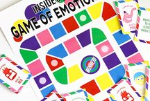 Inside out - Activities, Games and more (Emotions)