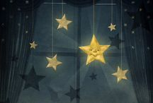 The night sky  ⭐️