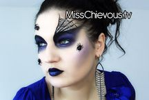 Halloween Makeup / by Crystal Rondeau