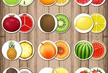 Prierez ovocie