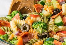 Italian Pasta Salads