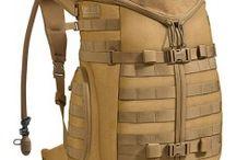 Backpacks, Messenger Bags & Drag Bags