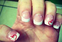 Nail Art / Valentines