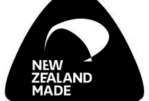 ECO FRIENDLY / NEW ZEALAND MADE