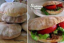 eski usul  ekmekler