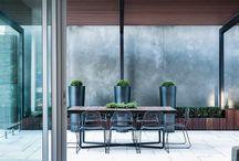 Outdoor furniture inspiration / Tait's favourite outdoor rooms and settings. #outdoor #furniture #designer #interior #architecture #interiordesign #gardening #landscape #yard #courtyard / by Tait .