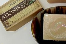 Adonis - Organic shaving soap / by Cosmetiques LaudunTM