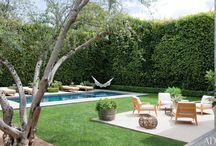 Outdoor spaces!*