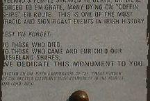 Irish famine & history