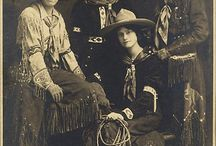 Cowgirls / by Melissa Packer