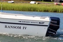 Whatever floats your boat! / Boat Names