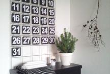 ♡ KALENDER | CALENDAR / leuke ideeën om zelf kalenders te maken | nice ideas to make a calendar for yourself