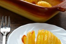 Potato dishes / by Judy Grick