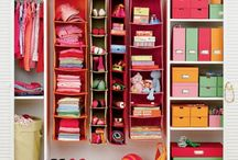 Closets / Design, decor, colors, layout, & inspiration,