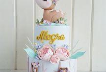 Girls' cakes