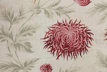 William Morris tapeter og roser