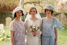 """Wedding inspiration: 1920s / Brides-to-be have been looking to """"The Great Gatsby,"""" the F. Scott Fitzgerald novel of the millionaire Jay Gatsby and his disastrous affair with the shallow Daisy Buchanan, for shimmy-ready wedding styles. The slim Roaring '20s look has been quietly gaining momentum the last few seasons, especially with brides. But this spring, it seems to have reached a tipping point. (http://www.nytimes.com/2013/03/31/fashion/weddings/gatsby-look-of-1920s-is-a-favorite-of-current-brides.html?pagewanted=all)"""