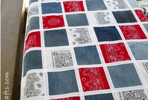 Patchwork Tableclothes