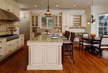 Kitchens by Crescendo Builders / Each one of our kitchens are customize for the client