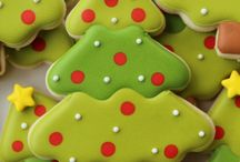 Yummy : Iced Cookies