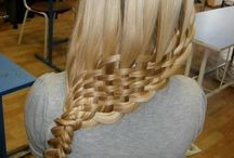 hairstyles  / by Missy DeMoss