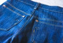 Sew: jeans
