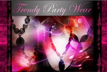 Star Jewels Party Collection / Trendy Neckpieces to stand out in social events.